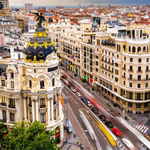 Multiple Day Excursion Madrid