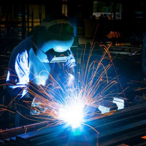 Morning Welding Workshop
