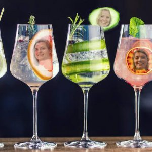 Monthly Challenge - Cocktails